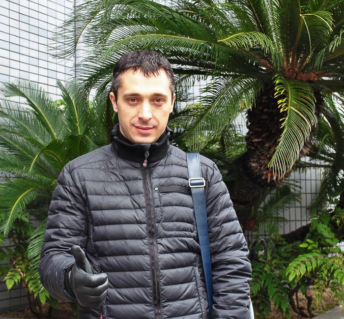 Тимур Белокобыльский, студент школы Онли Ван