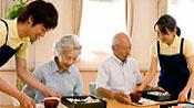 Арубайто - уход за пожилыми