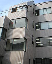 Здание школы японского языка «Ист-Вест»