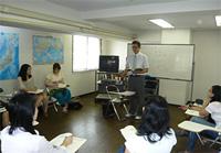 Урок в школе «Китидзёдзи»