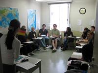 Урок в школе «Наганума»
