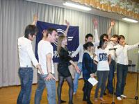 Конкурс караоке в школе
