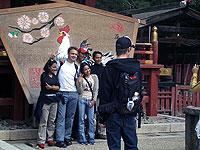 Студенты школы японского языка «Сэндай» на экскурсии